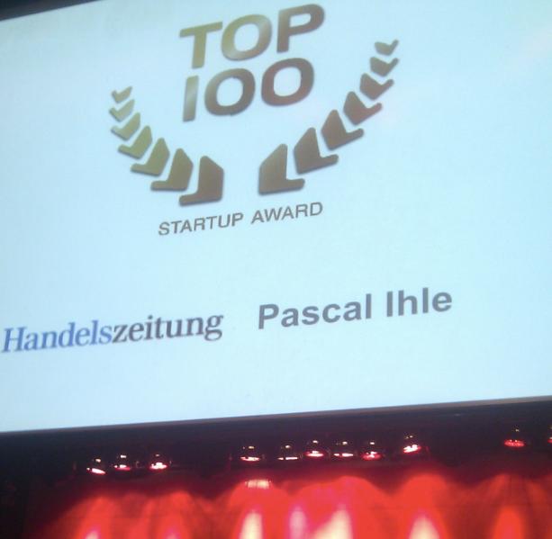Top 100 Startups  2013