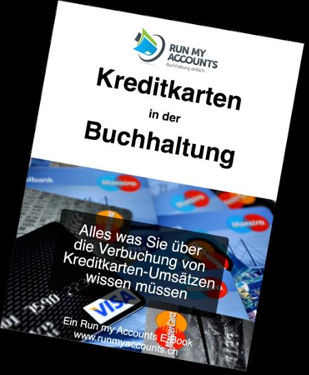 Kreditkarten in der Buchhaltung: Gratis E-Book Download