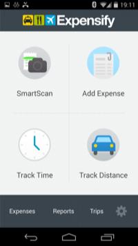 Expensify Spesen-App