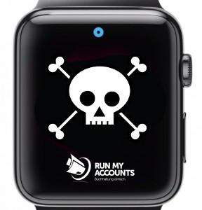 Apple Watch Zahlungsausgang