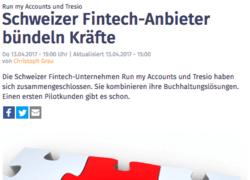 netzwoche.ch Run my Accounts