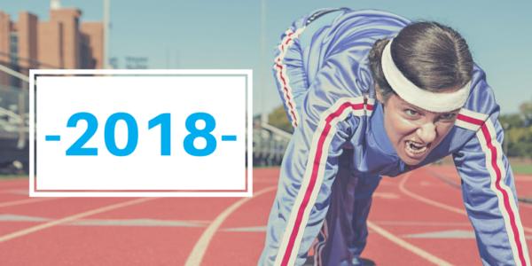 Die 10 besten Vorsätze für 2018