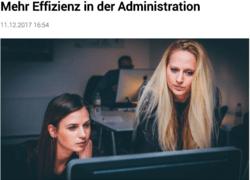 Administration beim Online Buchhalter