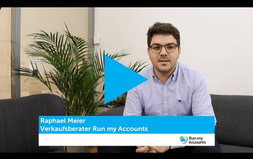 Wie wird das Bankkonto an die Online Buchhaltung angebunden?