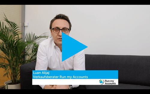 Wie wird ein Kassensystem bei Run my Accounts angebunden?