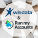 windata und run my accounts partnerschaft