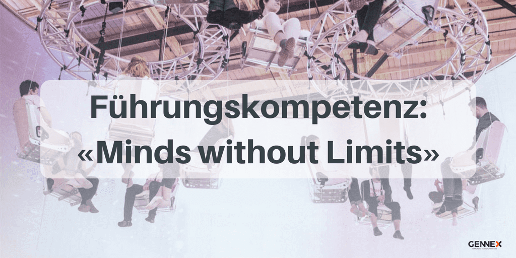 Führungskompetenz «Minds without Limits»