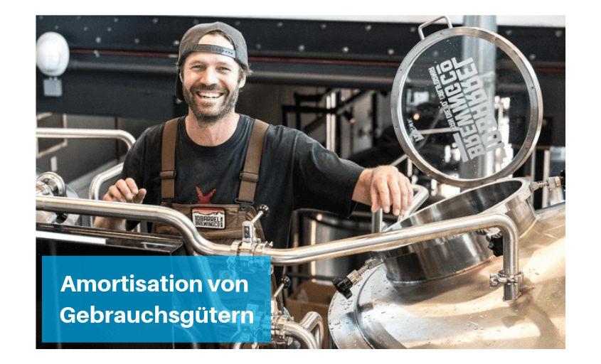 Amortisation von Gebrauchsgütern
