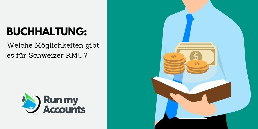 Möglichkeiten der Buchhaltung Schweizer KMU, Run my Accounts