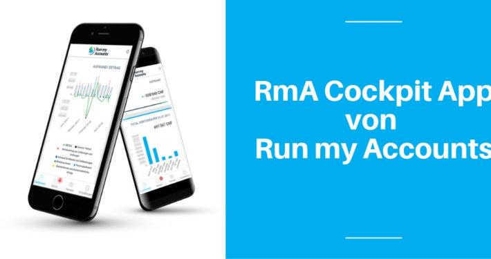 RmA Cockpit App Run my Accounts