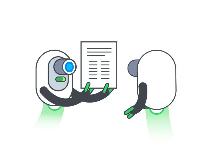 automatisierte Buchhaltung Automatisierte-Belegerkennung