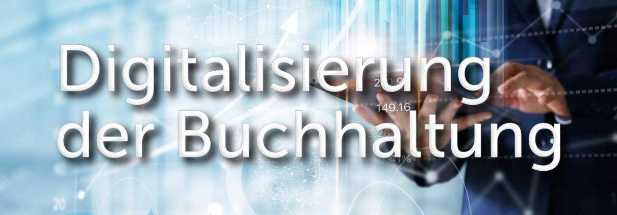Digitalisierung der Buchhaltung in der Schweiz