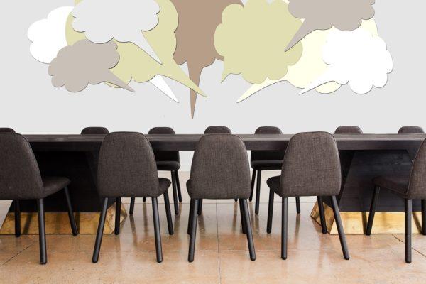 Organisation eines Meetings