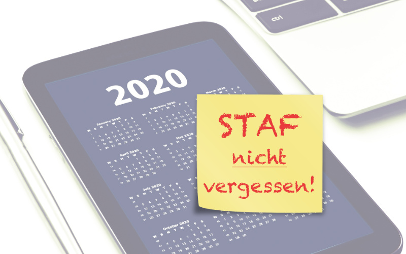 Lohnbuchhaltung nach STAF