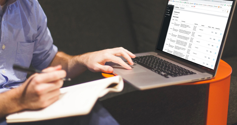 Neues Abklärungskonto in der Online-Buchhaltungs-Software
