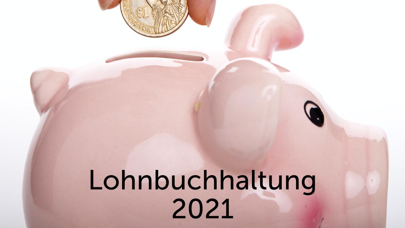 Lohnbuchhaltung 2021