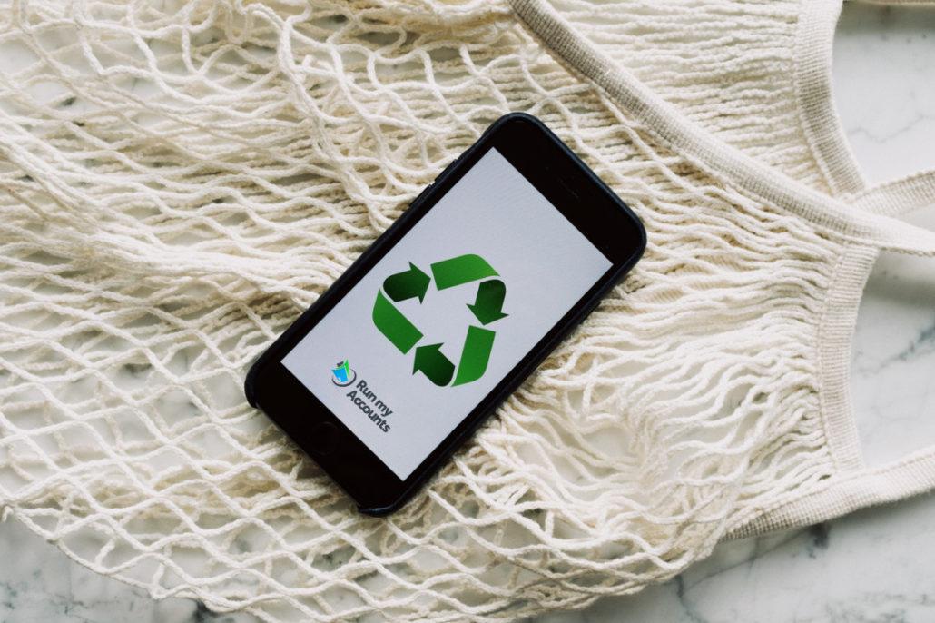 Nachhaltige Buchhaltungs-Lösung