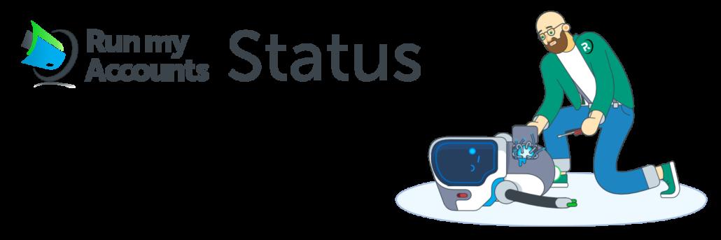Run my Accounts Status